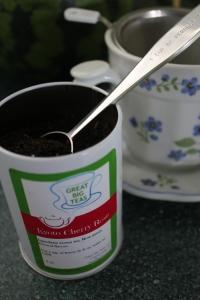 Kyoto Rose Green Tea