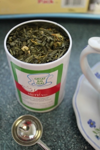 MoTEAto green tea